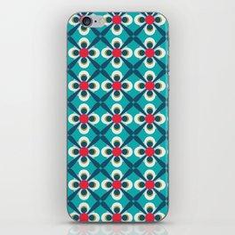 Carlitos Cameo blue iPhone Skin