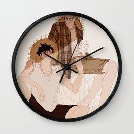 Haikyuu - Kurotsuki 24 Wall Clock