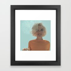 My Marilyn Monroe Framed Art Print