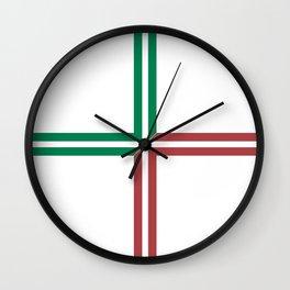 Portugal 2012 Wall Clock