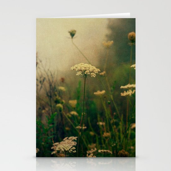Ethereal Fog Stationery Cards