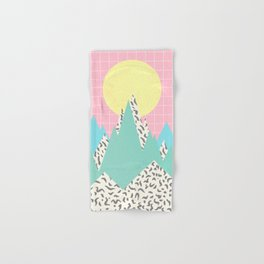 Memphis Mountains Hand & Bath Towel