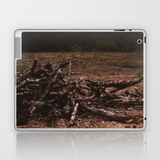 wooden soul Laptop & iPad Skin