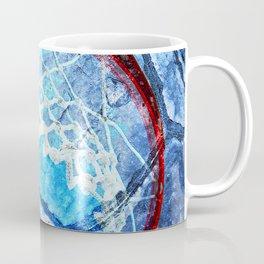 Basketball Art Coffee Mug