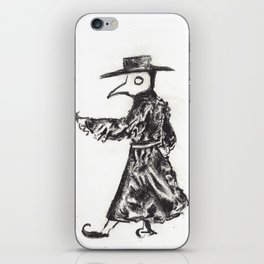 A Dancing Doctor iPhone Skin