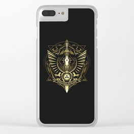 The Legend Of Zelda I Clear iPhone Case