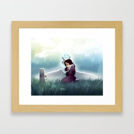 Never Truly Gone Framed Art Print