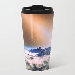 Let There Be Light : Exozodiacal Light on Alien Planet Travel Mug