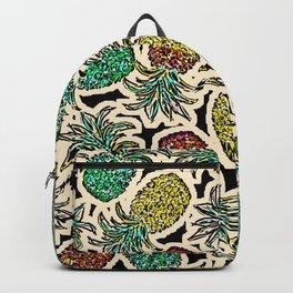 Pineapple Pandemonium Two - Retro Tones Backpack