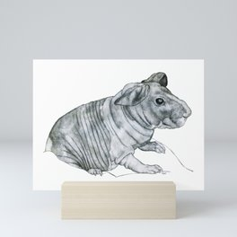 it's guinea be an awesome day today! Mini Art Print