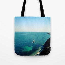 DEEP BLUE SEA Tote Bag