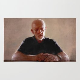 Mike Ehrmantraut - Better Call Saul Rug