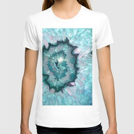 Teal Agate T-shirt
