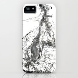Journey through the Gorges iPhone Case