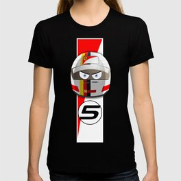 SEBASTIAN VETTEL #5_2015 T-shirt