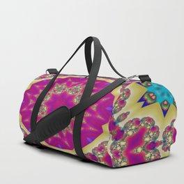 Guardians Of The Void Mandala 14 Duffle Bag