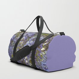 Wisteria Flowers Duffle Bag