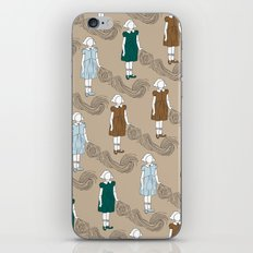 Little Beatrice iPhone & iPod Skin