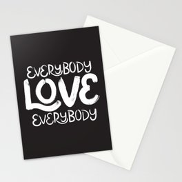 ELE: Everybody Love Everybody Stationery Cards