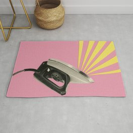 The Art of Ironing Rug