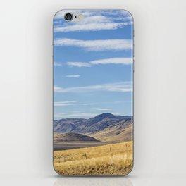 East of Steens iPhone Skin