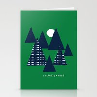 camping Stationery Cards featuring Camping by pegeo