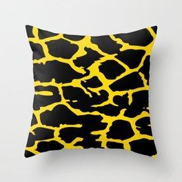 Speckled Mackerel Spot Pattern Throw Pillow
