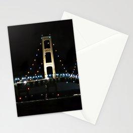 Night Bridge Stationery Cards