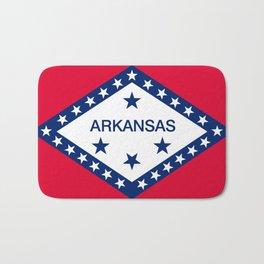 Flag of Arkansas Bath Mat