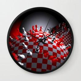 do you like chess Wall Clock