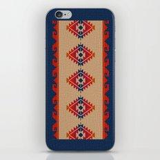 Daryl's Poncho iPhone & iPod Skin