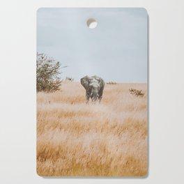 African Safari Cutting Board