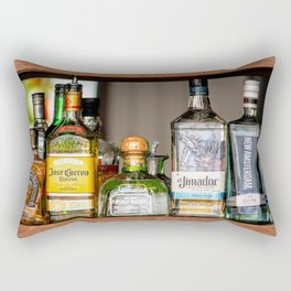 Last Call For Alcohol Rectangular Pillow