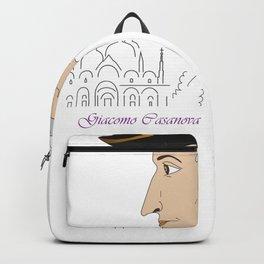 Giacomo Casanova Backpack