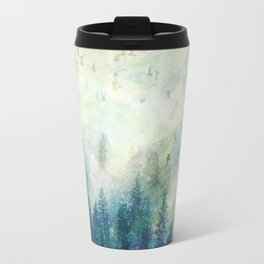 Forest in your fantasies  Travel Mug