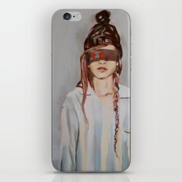 Blinded iPhone Skin