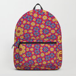 Country Festival Pattern Backpack