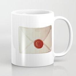 Magic cute Letter of acceptance Coffee Mug