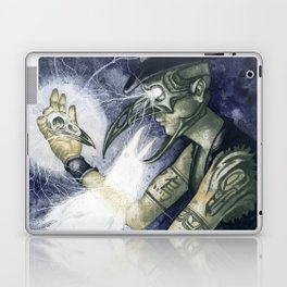 Shadow Man 3 Laptop & iPad Skin
