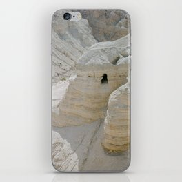 Qumran and the Dead Sea Scrolls - Holy Land Fine Art Film Photography iPhone Skin