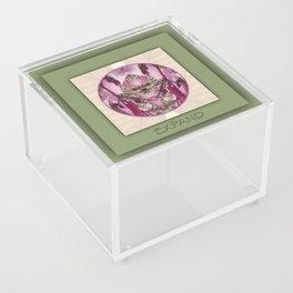 Expand Manifestation Mandala No. 8 Acrylic Box