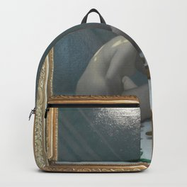 Jean-Léon Gérôme - Femmes au bain Backpack