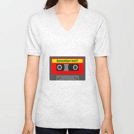 80s Unisex V-Neck