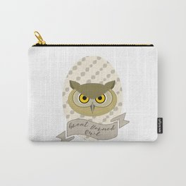 Señora Owl Carry-All Pouch