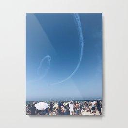 Flyover Metal Print