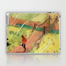 Leaving, Just for a Little While Laptop & iPad Skin