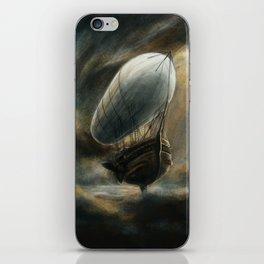 Flight to Neverland iPhone Skin