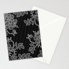 LIVING IN BLACK AND WHITE Stationery Cards