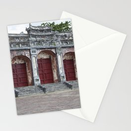 Gates to Royal Tomb Stationery Cards