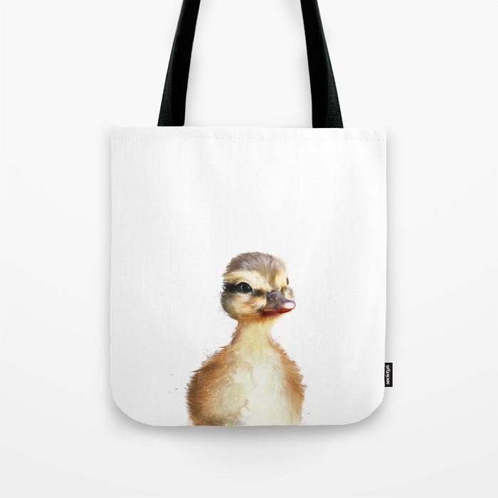 Little Duck Tote Bag
